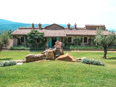 Photo for Villa dell'Angelo, a place for a relaxing holiday, with private pool