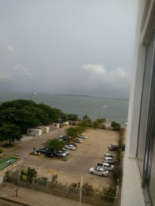 Photo for ONE BEDROOM APARTMENT IN 5 FLOOR WITH BALCONY AND SEA VIEW, AIR CONDITIONER, WIF