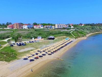Photo for 1BR Apartment Vacation Rental in Privlaka