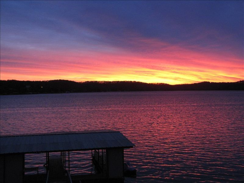 Great lake front location gorgeous view a vrbo for Lake front view