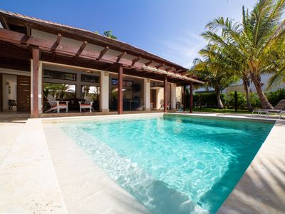 Photo for KID-FRIENDLY LUXURY  VILLA - 300 YARDS FROM BEACH - BEST RATED - WATCH VIDEO