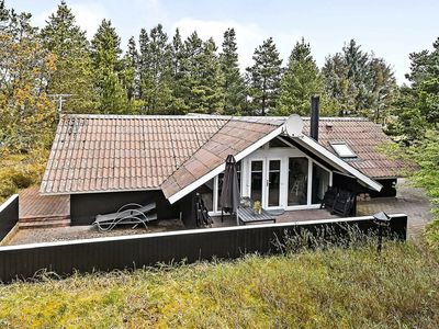 Photo for Quaint Holiday Home in Blåvand with Sauna
