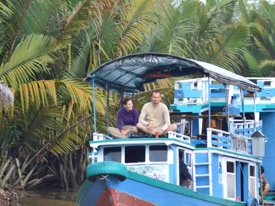 Photo for Bee Houseboat Klotok Orang Utan