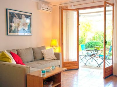 Photo for Apartment 103 m from the center of Vouliagmeni with Internet, Washing machine, Air conditioning, Terrace (1026536)