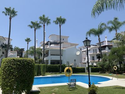 Photo for MARBELLA Fantastic 3 BEDROOMS with POOL views.