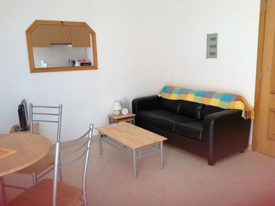Photo for One bedroom apartment, second floor, side sea view - Vila Cabral Two