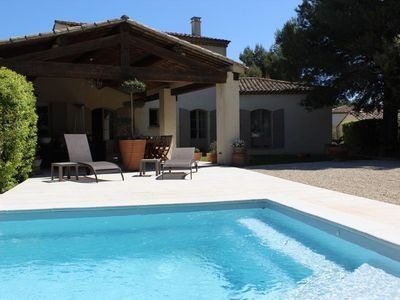 Photo for Bastide of 200m2 4 bedrooms 6/8 people in enclosed garden landscape
