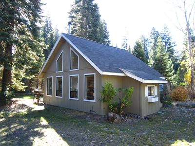 Photo for The Hideaway - Private, on acreage and close to town