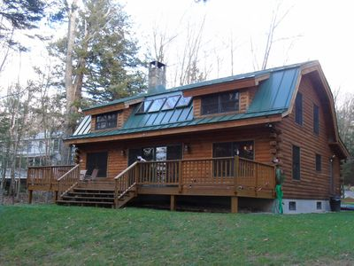 Photo for 3BR Cabin Vacation Rental in Poland, Maine