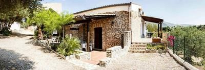 Photo for Holiday house Castellammare del Golfo for 2 - 4 persons with 1 bedroom - Holiday house