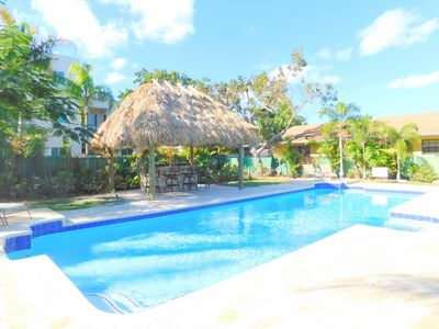 Photo for ALL NEW 6/6 FOR 16 HUGE HEATED POOL CLOSE BEACHES