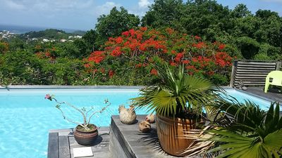 Photo for 3BR Villa Vacation Rental in Le Vauclin, Martinique