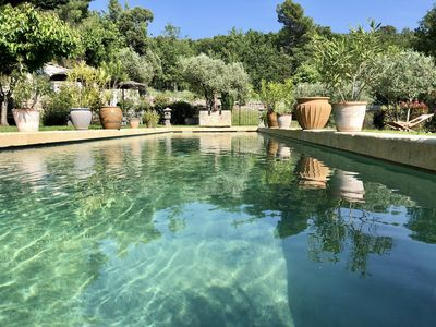 Photo for Cottage in a restored Provencal farmhouse