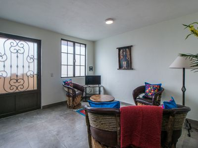 Photo for Prime location & views, private rooftop terrace, close walk to centro.