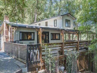 Photo for Healdsburg River Front Oasis with Views and Hot Tub.