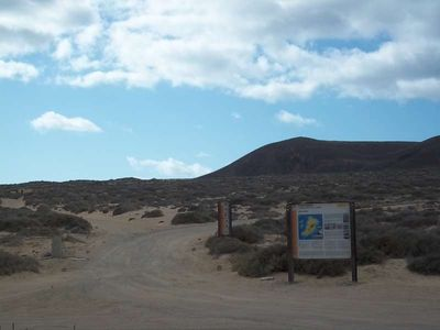 Photo for Apartment HATTY 2 in La Graciosa for 4 persons with , WIFI on the go and views to the ocean , WIFI on the go and with , WIFI on the go and