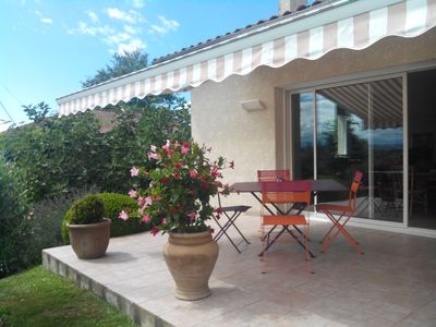 Photo for Gite 'Au Bouzigues' Monlaur Bernet - a place of serenity to discover