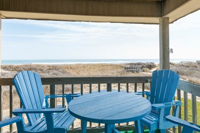 Optimal Ocean Views being located closest to the water/beach