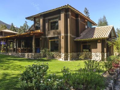 Photo for Beautiful vacation home at Sacred Valley
