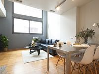 Location end apartment very good