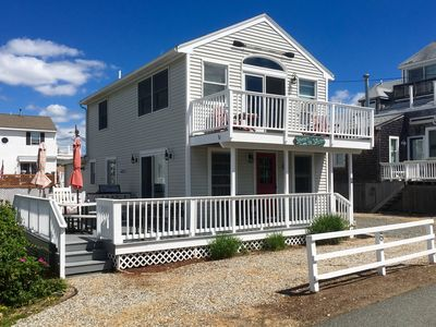 Photo for Plum Island Retreat Just Steps From Ocean, Beach, And Basin!