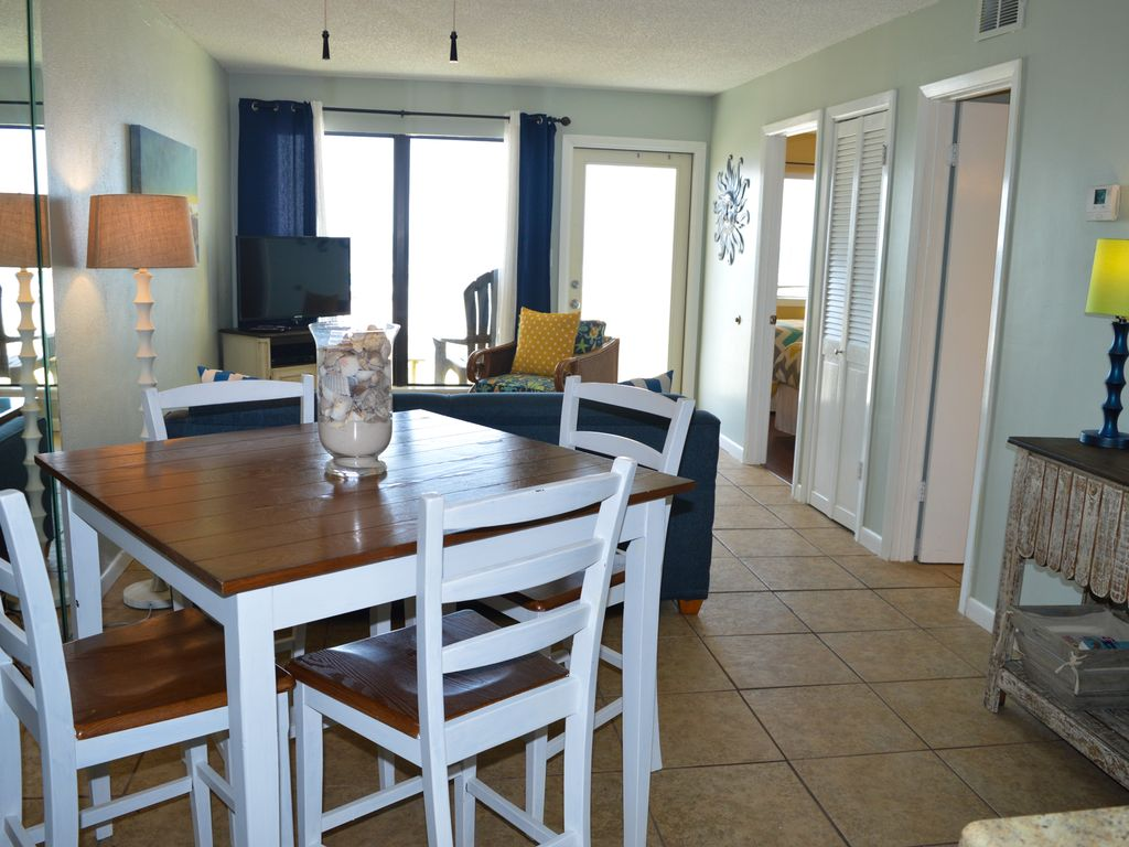 Affordable Condo With Beautiful Beach Views