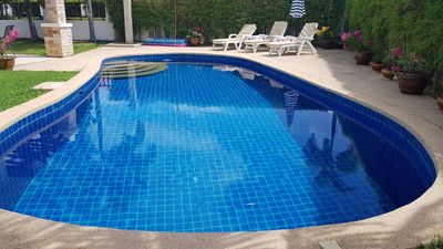 Photo for Beautiful 3 bed pool villa in Hua Hin!