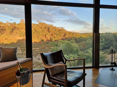 Photo for National No.1 from 40,000 holiday homes - CLIFFTOP AT HEPBURN (SERENITY)