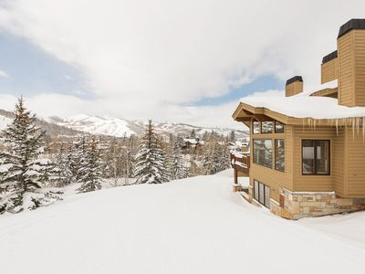 Photo for Modern townhome with ski-in ski-out access to a variety of Deer Valley terrain