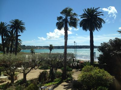 Photo for T2 apartment, by the sea shore Bandol