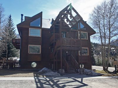 Photo for Affordable Condo - Prefect Location - One block from Downtown Ouray