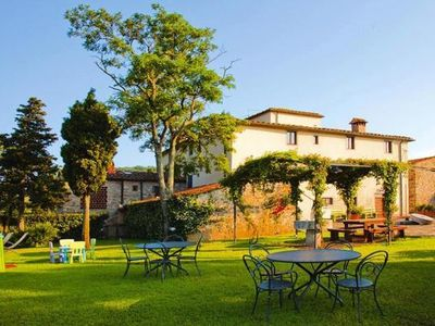 Photo for Country estate Lavacchio, Pontassieve  in Um Florenz - 8 persons, 2 bedrooms