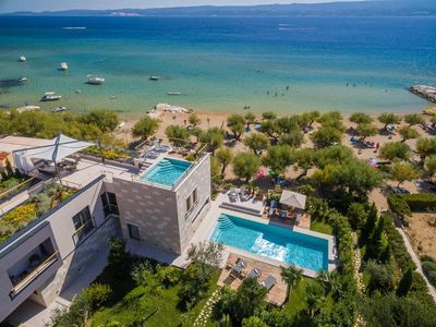 Photo for Holiday house Omiš for 8 - 10 persons with 4 bedrooms - Holiday house