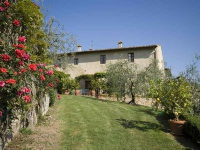 Photo for Holiday apartment San Gimignano for 5 - 6 persons with 3 bedrooms - Holiday apartment