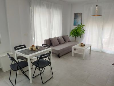 Photo for Relax and enjoy in brand new beach apartment I
