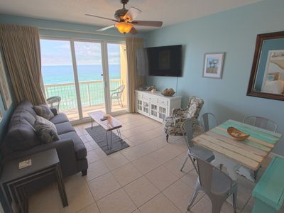 Photo for *New Owners* 2 Bed 6th Floor- Beach Service Chairs Included