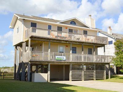Photo for K1094 Panorama. Ocean Views, Community Pool & Tennis, Steps to the Beach!
