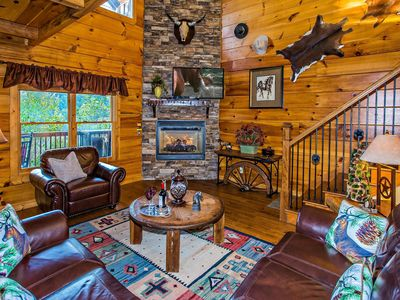 3BR Cabin Vacation Rental in Pigeon Forge, Tennessee #62887