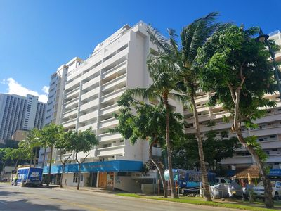 Photo for New Listing! Waikiki Studio - Amazing Location
