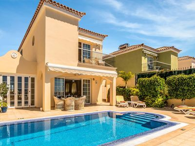 Photo for Vista Gomera is a beautiful villa located in an elevated position in Playa de la Arena offering fabulous sea views.