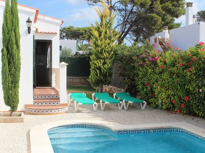 Photo for Villa With Private Pool & Great BBQ