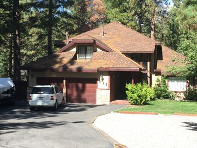 Photo for Spacious Incline Village Home - Perfect for Big Families!
