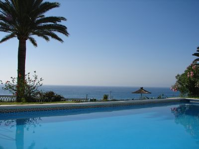 Photo for Nerja, 1 bedroom, in central but quiet area, close to Balcón de Europa and beach
