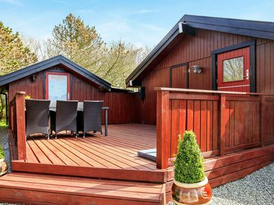 Photo for Spacious Holiday Home in Vestervig with Terrace