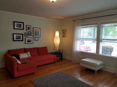 Photo for fully furnished/well stocked/everything included condo in heart of Portland