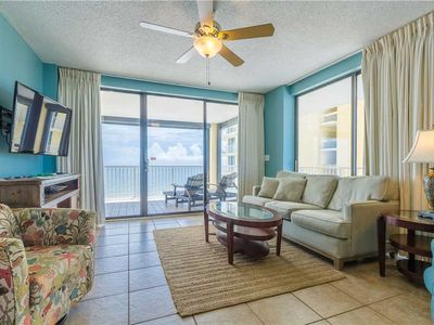 Photo for Summer House 1106A: 3 BR / 2 BA condo in Orange Beach, Sleeps 8