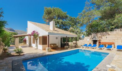 Photo for Villa with private pool in Cala San Vicente
