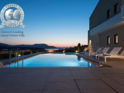 Photo for Large, Luxurious Villa With Private Swimming Pool and Gym