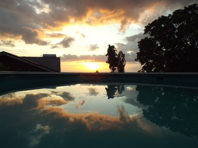 Photo for View of the Caribbean Sea!  The villas of tisource