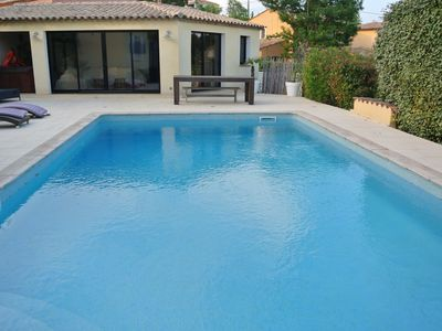 Photo for Independent Apartment with Spa and Pool